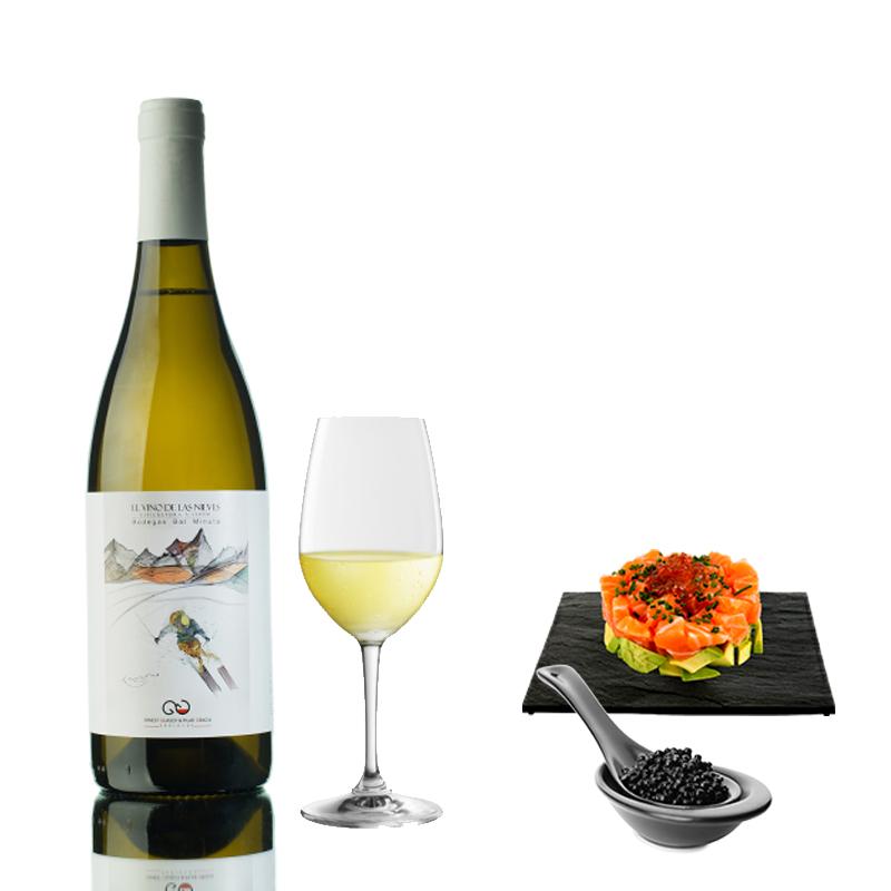 Maridaje de Vino de las Nieves para la cuarentena